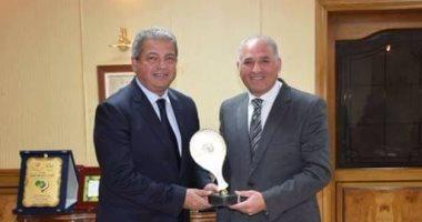 وزير الرياضة: بطولة العالم لكرة السرعة تنشط السياحة الرياضية بشرم الشيخ