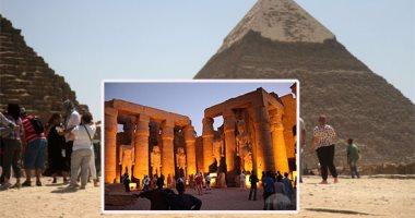 إذاعة أمريكية: عودة قوية للسياحة المصرية فى 2017 بعد سنوات الاضطرابات -