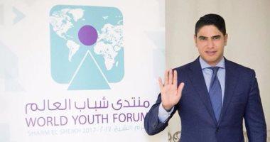 """أبو هشيمة يتحدث لـ""""سكوير"""" بعد فوزه بجائزة الأفضل اقتصاديا فى تصنيف المجلة"""