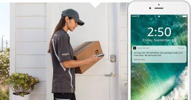 أمازون تطلق خدمة جديدة لتوصيل الطلبات داخل المنزل بأمان