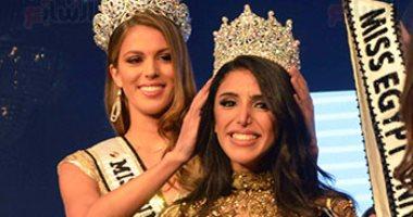 """بتتكلم 7 لغات.. """"فرح صدقى"""" تمثل مصر فى مسابقة Miss Egypt international"""