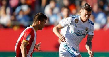 أخبار ريال مدريد اليوم عن تحمل ثلاثى الوسط مسئولية الهزيمة أمام جيرونا