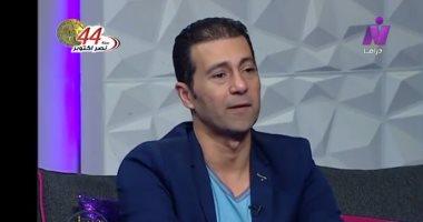"""جمال عبد الناصر لـ""""مساء الفن"""": """"شابوه"""" لصناع الدراما خارج موسم رمضان"""