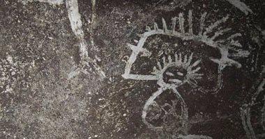 بالصور.. العثور على فنون صخرية فى منطقة الكاريبى عمرها  800 عام