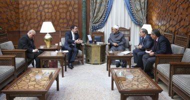 سفير أذربيجان بالقاهرة: حريصون على تعزيز التعاون العلمى مع الأزهر