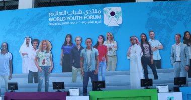 بالصور ... محافظ جنوب سيناء يتفقد الاستعدادات الأخيرة لمنتدى شباب العالم