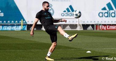 كارفخال يعود إلى تدريبات ريال مدريد بعد شفائه من الإصابة