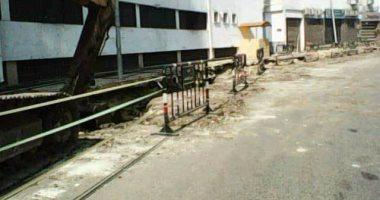 مواطنون يقاضون محافظ الدقهلية لإيقاف بناء سور عازل حول المحافظة