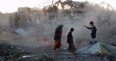 التحالف العربى يدمر 25 هدفا للحوثيين بمحافظة صعدة