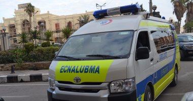 بالصور.. محافظ الغربية يستقبل مواطنا تبرع بسيارة إسعاف بـ 725 ألف جنيه