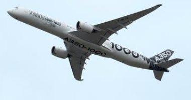 طائرة إيرباص A350-1000 تستكمل سلسلة من الاختبارات العملية والاعتمادية