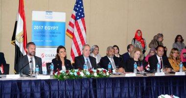 سحر نصر: مصر أحرزت تقدما كبيرا فى تنفيذ خطتها للإصلاح الاقتصادى