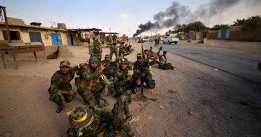 """الجيش العراقى يعلن تدمير تسعة أنفاق لـ""""داعش"""" فى نينوي"""
