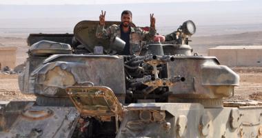 الجيش السورى يسيطر على 15 قرية جديدة فى ريف حلب الجنوبى