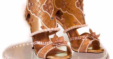 e39ea6cbabaa6 بالصور.. أغلى حذاء فى العالم مصنوع من الألماس وثمنه 15 مليون دولار ...