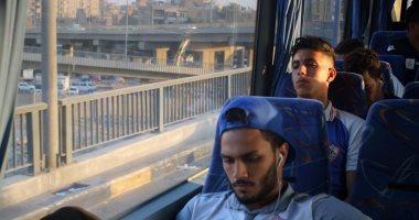 جلسات نفسية من جروس لعمر صلاح قبل مواجهة نهضة بركان