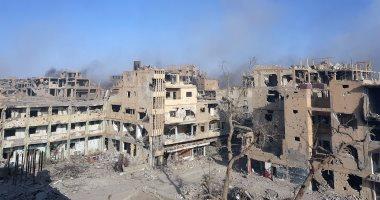 ارتفاع حصيلة ضحايا القصف الصاروخى لمحافظة حمص إلى 12 قتيلا و50 جريحا -