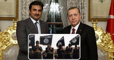 Image result for خيانة قطر وتركيا