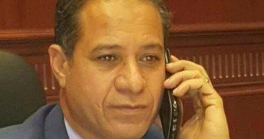 النائب جمال كوش يقدم 3 أسئلة إلى حكومة المهندس شريف إسماعيل