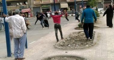 إصابة 4 أشخاص خلال مشاجرة بقرية المراشدة فى قنا