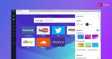 Opera تطلق النسخة 49 من متصفحها للأجهزة المكتبية لدعم الواقع الافتراضى