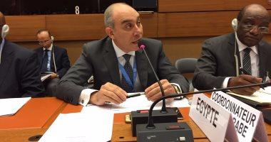 تعرف على 6 رسائل شديدة اللهجة من مندوب مصر بالأمم المتحدة لمفوضية حقوق الإنسان