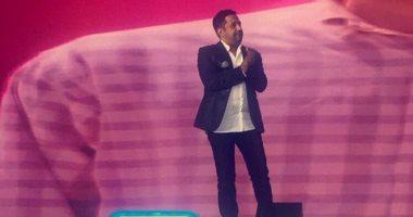 الشاب خالد يستعد للحفل الختامى لمنتدى شباب العالم بشرم الشيخ