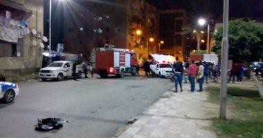 إصابة 5 أشخاص فى انفجار اسطوانة غاز فى الإسماعيلية