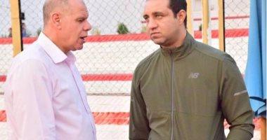 رئيس الزمالك: أيمن حافظ مستمر .. وأمير مرتضى سيتولى منصباً داخل النادى