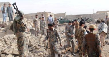 مصرع وإصابة 8 من أفراد الشرطة فى أفغانستان فى هجوم لطالبان على نقطة تفتيش