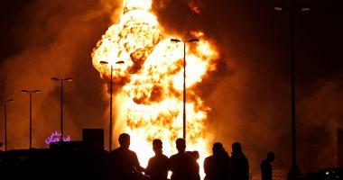 السلطات البحرينية تجرى تحقيقا فى انفجار بخط أنابيب للنفط