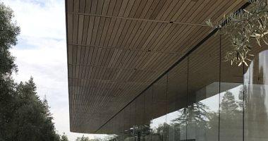 موظفو أبل يشتكون من ارتطامهم بالجدران الزجاجية بمقرها الجديد Apple Park -