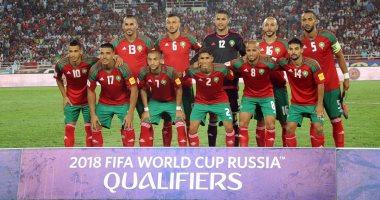 تعرف على تصنيف منتخبى المغرب وتونس فى قرعة كأس العالم 2018