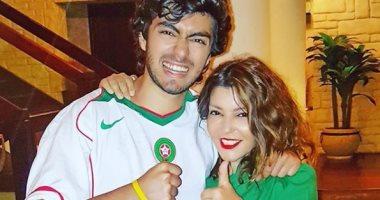 """""""الديفا"""" سميرة سعيد تحتفل بتأهل منتخب المغرب لكأس العالم"""