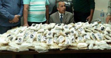 """""""أمن الإسكندرية"""" يضبط 7500 قرص مخدر قبل ترويجهم"""