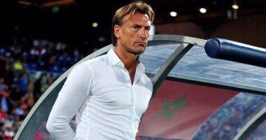 رينارد: المغرب يستطيع الفوز على كل المنافسين فى كأس الأمم الأفريقية
