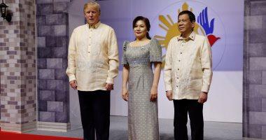 البيت الأبيض: ترامب ناقش بإيجاز حقوق الإنسان مع نظيره الفلبينى