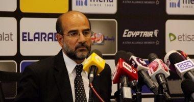 عامر حسين : لا مشكلة فى تأجيل السوبر المصرى 24 ساعة والقرار لبريزنتيشن