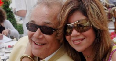 تعرف على رسالة بوسى شلبى لزوجها محمود عبد العزيز فى الذكرى الأولى لرحيله