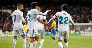 أشغال شاقة تنتظر ريال مدريد.. 10 مباريات فى 36 يوماً -