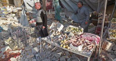 ارتفاع حصيلة ضحايا الضربة الجوية فى بلدة الأتارب السورية لـ61 قتيلا