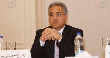 النائب أحمد السجينى من الإسكندرية: انتخابات الرئاسة بروفة للمحليات
