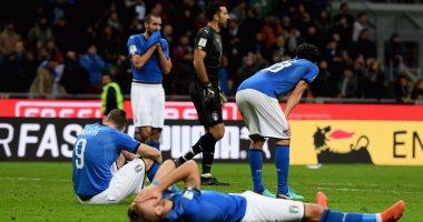 4 مرشحين لتدريب إيطاليا بعد الفشل فى التأهل للمونديال