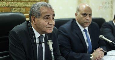 وزير التموين: أصدرنا أكثر من مليون بطاقة تموينية بدل.. وضبطنا 18 ألف مزورة