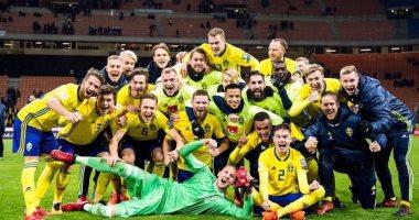 مدرب السويد: مجموعتنا فى كأس العالم صعبة وسنعتمد على التنظيم الدفاعى