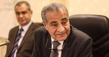 المصرية للجملة: صرف 82% من مقررات تموين شهر مارس للمواطنين حتى الآن  -