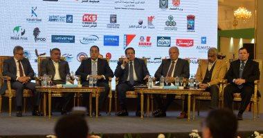 """""""أبو العينين"""": مصر تسعى لخلق سوق استثمارى منافس للعالمى"""