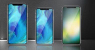 شركة آبل تطلق 3 هواتف آيفون جديدة فى 2018 -