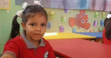 مصرع طفلة 4 سنوات دهسها أتوبيس مدرسة أمام منزلها بالعبور -