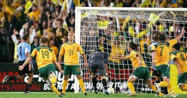 جول مورنينج.. بريشيانو يهدى أستراليا بطاقة التأهل لمونديال 2006